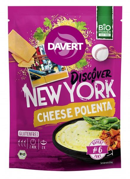 New York Cheese-Polenta Glutenfrei 130g
