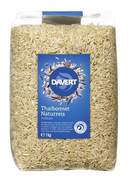 Thaibonnet Naturreis 1kg